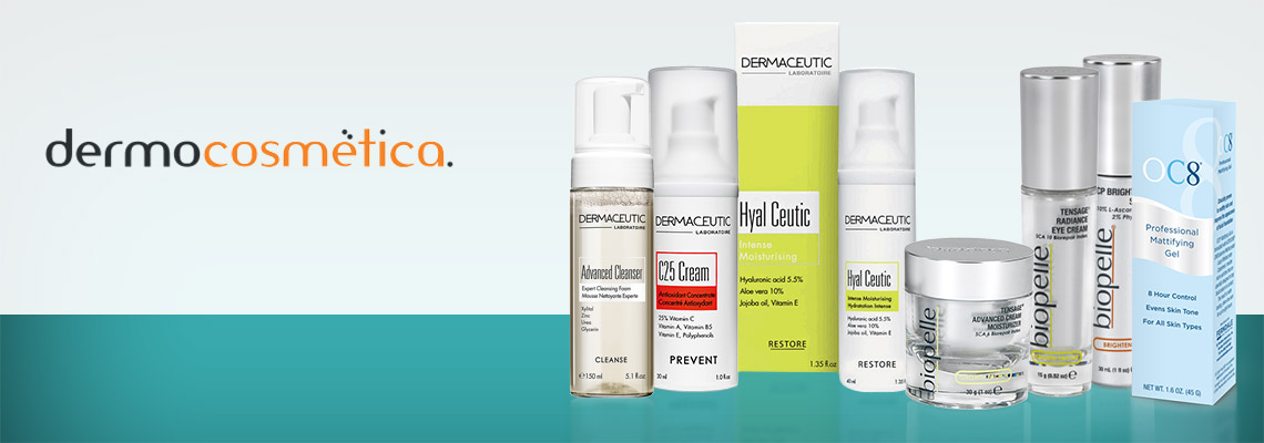 Dermocosmetica & Biopel Skincare Products